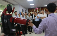 东莞哪里可以学工业机器人课程